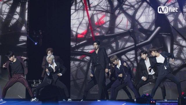 KCON 2017 AUSTRALIA×M COUNTDOWN 펜타곤(PENTAGON) _ Intro + Like This