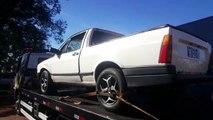 Veículo é recuperado pela PM no Florais do Paraná