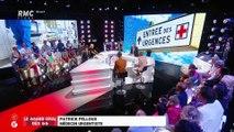 Le Grand Oral de Patrick Pelloux, médecin urgentiste – 09/07