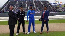 ICC Cricket World Cup 2019 : India vs New Zealand || New Zealand Won Toss Choose Bat ! || Oneindia