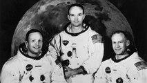 La llegada del hombre a la Luna