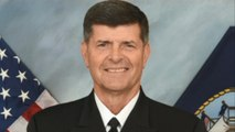 Four-star admiral picked to be Navy's top officer abruptly retires amid scrutiny