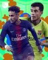 Philippe Coutinho au PSG et... Neymar au Barça ?