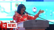 Rafidah: Great potential in rail connectivity for cargoes