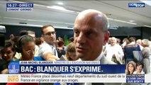 """Copies du bac: Jean-Michel Blanquer assure que """"de très nombreuses copies sont finalement revenues"""""""