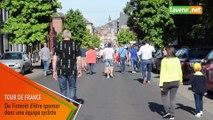 Wanty-Groupe Gobert au Tour, à Binche : pourquoi sponsoriser une équipe cycliste wallonne