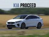 Essai Kia ProCeed GT (2019)