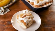 Friends Will Go Bananas Over This Banana Pudding Lasagna