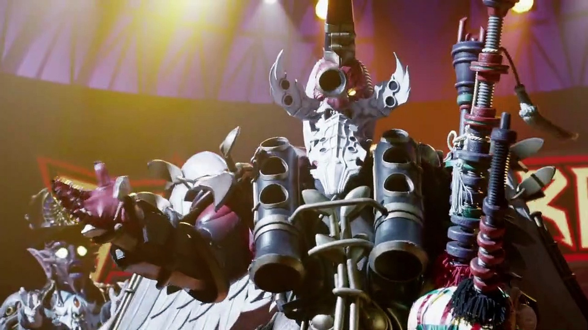 Power Rangers Ninja Steel in Hindi Episode 6