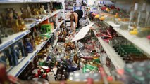 Southern California begins to recover after two major earthquakes