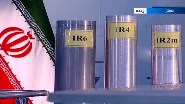 Iran Breaches Nuclear Deal With Uranium Enrichment