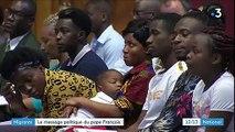 Migrants : le pape François interpelle les chefs d'État