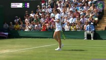 Wimbledon : Svitolina prend son quart