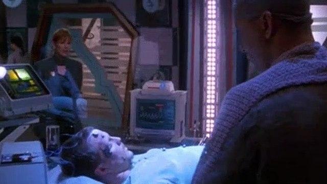 Babylon 5 Season 4 Episode 16 The Exercise of Vital Powers