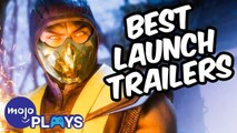 Best Video Game Launch Trailers in History