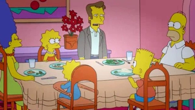The Simpsons Season 23 Episode 1 The Falcon and the DOhman