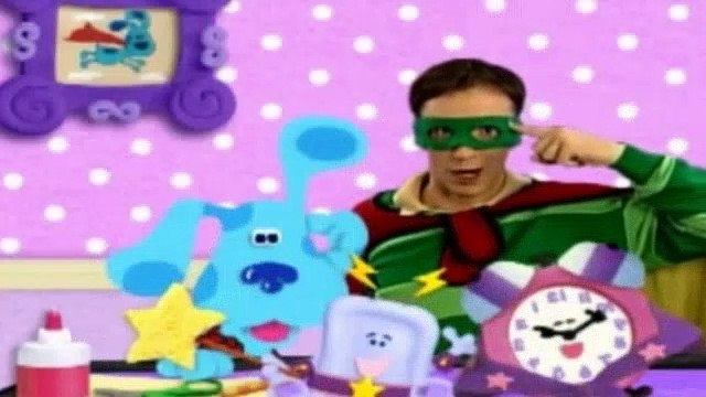 Blues Clues Season 4 Episode 5 - Superfriends!