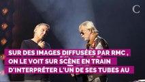 PHOTO. Jean-Louis Aubert partage ses retrouvailles avec un Ren...