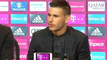 "Bayern - Hernandez : ""Le Bayern, un des meilleurs clubs du monde"""