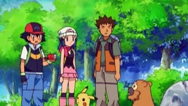 Pokemon Season 10 Episode 23 Faced With Steelix Determination