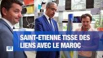 À la UNE : la Loire de nouveau touchée par des orages de grêle / Les villes de Saint-Étienne et Kenitra (Maroc) se rapprochent / L'ASSE poursuit ses emplettes sur le marché des transferts.
