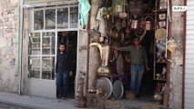 Aleppo's ancient coppersmiths' market comes back to life after restorations