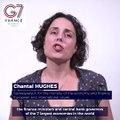 G7 Finance, 17-18 July, Chantilly