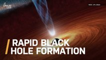 Supermassive Black Holes May Have Formed Over A Brief Period, Then Stopped Suddenly