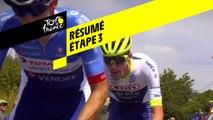 Résumé - Étape 3 - Tour de France 2019