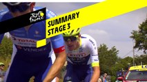 Summary - Stage 3 - Tour de France 2019