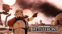 Star Wars Battlefront (2015) - Trailer de lancement (Gameplay)