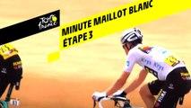 La minute Maillot Blanc Krys - Étape 3 - Tour de France 2019