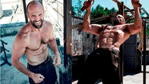Jason Statham - Training and Body Transformation