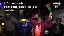 Explosion de joie à Antananarivo, après la qualification des Barea pour les quarts de la CAN