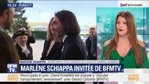 """Municipales à Paris: Marlène Schiappa soutient """"fermement Benjamin Griveaux"""""""