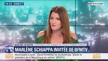 """Marlène Schiappa sur les municipales: """"Je ne souhaite pas être tête de liste, nulle part"""""""