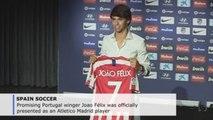 Joao Félix: I came to Atletico to make history