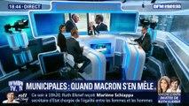 Municipales: quand Emmanuel Macron s'en mêle