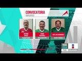 Estos son los médicos que juegan en su Mundial de Futbol  | Noticias con Francisco Zea