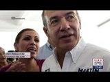 Así respondió Felipe Calderón a las acusaciones de Alfonso Durazo | Noticias con Ciro Gómez