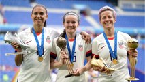 Trump Congratulates Women On World Cup Win