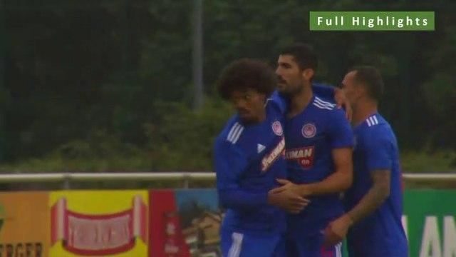 Olympiakos Piraeus 1-1 Dynamo Kyiv - Full Highlights  08.07.2019 [HD]