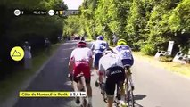 Alaphilippe wins stage three to take overall lead in Tour de France