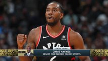 The Jim Rome Show: Clippers prevent leaks on signing Kawhi Leonard
