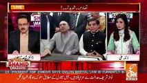 Opposition Ko Ziada Coverage Milrahi Hai , Hukomat Rok Nahi Parahi..-Dr Shahid Masood