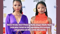 """Disney's Freeform clapped back at the """"poor, unfortunate souls"""" criticizing Halle Bailey's Ariel casting"""