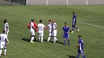 Buts match amical ESTAC-VILLEFRANCHE