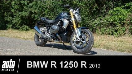BMW R 1250 R 2019 Essai POV Auto-Moto.com