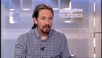 """Iglesias: """"Quizá no sea la manera más seria mandar el proyecto a través de los medios de comunicación"""""""