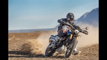 2019 Triumph Scrambler 1200 Does The Baja $500 - On Two Wheels